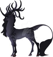 Lord Sibrand | Stag | Royal by applecinna