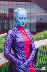 Information - Liara T'Soni Cosplay by Soylent-cosplay