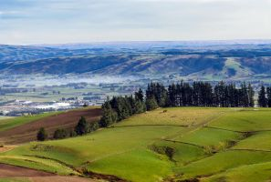 View Over North Taieri by ARC-Photographic