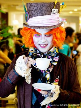 MAD AS A HATTER by vixenswail