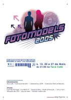 Fotomodels 2005 Poster by Caddielook