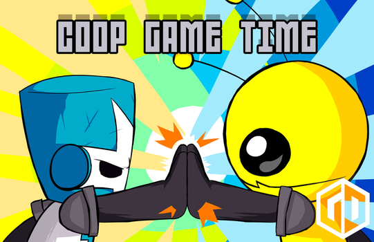 Coop Game Time by GamerDay
