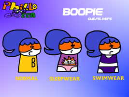 Boopie Outfits by Waltman13