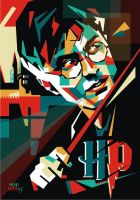 Harry Potter | WPAP EDHO by edhoartwork