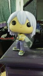Riku Pop Statue by Michigo-Sinister