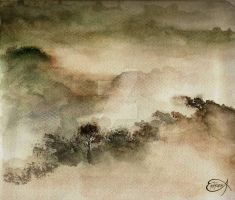 in the Mists by EpHyGeNiA
