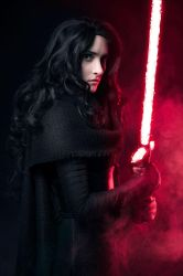 Fem!Kylo Ren by beckyalbright