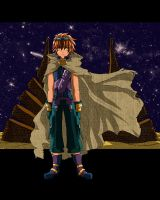 Syaoran in the Country of Clow by Seiteki9