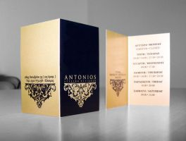 business card by deviantonis
