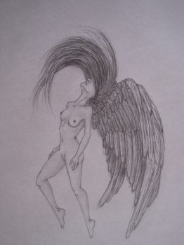 Angel by RavenZee