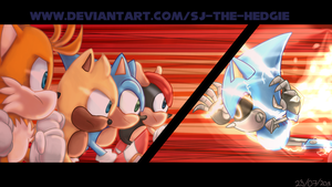 Sonic Mania Adventures by SJ-The-Hedgie