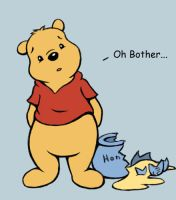 Oh Bother... by lordzasz