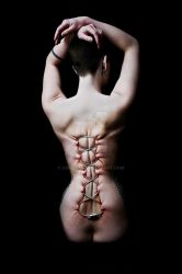 Cable Corset Piercing by circle23