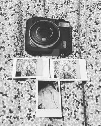 Setting Up And Testing My Instant Camera. by EdenLeeRay