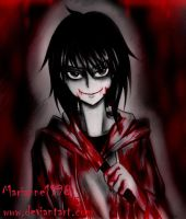 Jeff the Killer by marianne1998