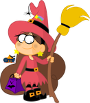 Witch Mabel by Tiny-Toons-Fan