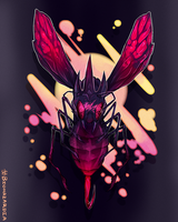 DAUGHTER - The Wasp Queen by Biohazardia