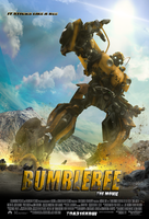 (POSTER THE SPIN OFF OFFICIAL BUMBLEBEE ) FAN MADE by TOA316XDNUI-OFFICIAL