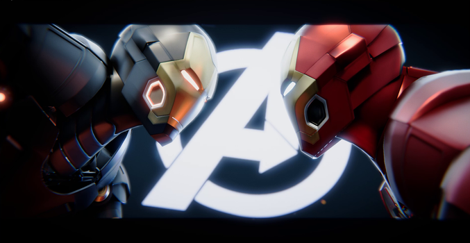 Iron Man Unity by AlxFX