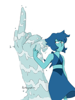 On a scale of 1 to Lapis how done are you by Alithographica