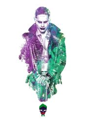 Joker - Suicide Squad by The-Ginger-Artist