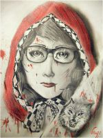 Red Riding Hood by hugomaster5