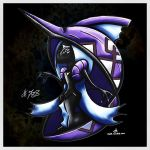 Pokemon of the Week - Tapu Fini by Noyle