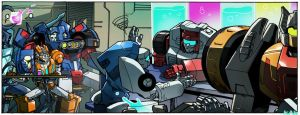 The SWERVES by kakjelly