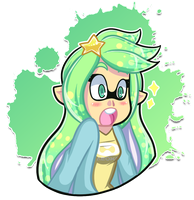 A Surprised Woomy! by TechnoGamerSpriter