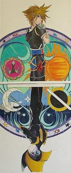 KH Stained Glass High Noon by RaveFoeSeeker