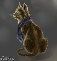 Satinette - Cat by Owlis