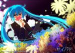 Vocaloid-Saihate by Crazy-megame