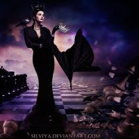 The Black Queen by silviya