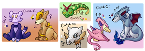 PKMNation - Clutch Dump 2 (CLOSED) by mewhaku