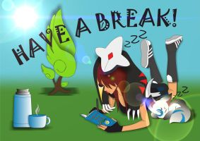 Monster Galaxy: Break Time by Soules94