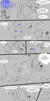 Education Times Scene -Just a Dream - Doodle Comic by JB-Pawstep