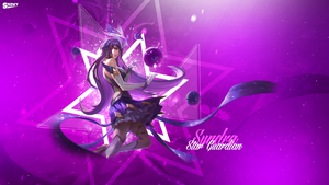 League of Legends - STAR GUARDIAN SYNDRA by Massi001