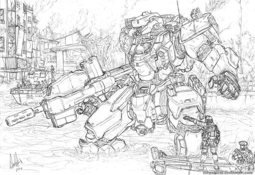 Recon Unit by MeganeRid