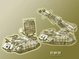 XT-AA-53 by TheXHS