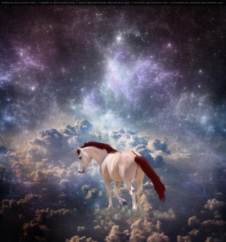 Through the Clouds | Trade by silverthorne-studios