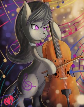 Play a Melody by Kenisu-of-Dragons