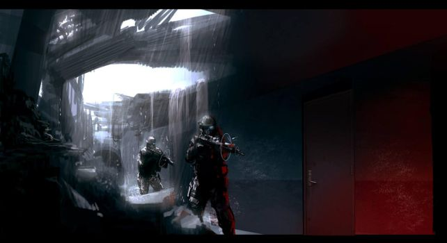 ghost recon future soldier by MACCOLA