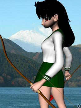 KAGOME by lordcoyote