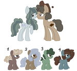 Cocoa Puff and Mint Foam Breeding [OPEN] 4/4 by PointFreeadopts