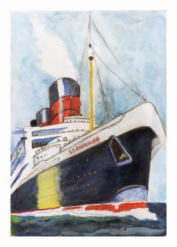 SS American by filmshirley