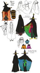 Final Fantasy - Black Mage concept by french-teapot