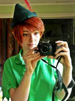 Peter Pan by Childishx