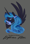 Cover: The Return of Princess Nightmare Moon by Chersema