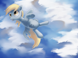 Derpy Hooves by Hydro-King