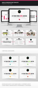 Simplio Presentation Template by erigongraphics